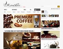 Kávičkári blog (demo)