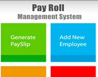 Pay rolll management system