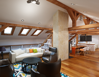 Attic space design