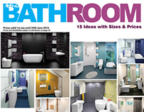 AstiVita Bathroom Ideas & Design Catalogue (32pg)