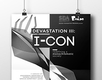 Devastation III: I-con Exhibit Collaterals