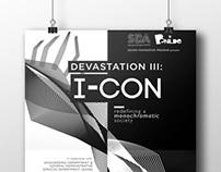 Devastation III: I-con Exhibit Collaterals