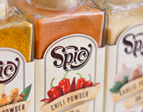 SPICY - Spice Packaging