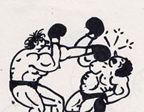 sketch - boxing