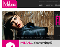 Milano Hair Style