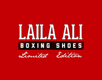 Packaging : Laila Ali Lonsdale