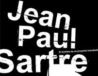 Tribute to Jean Paul Sartre