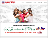 NB Juneteenth Website