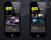 FRACT App Design