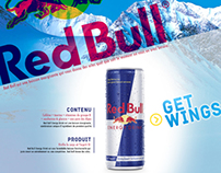 Red Bull Website