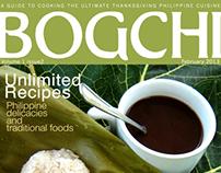 "Magazine Cover ""BOGCHI"""