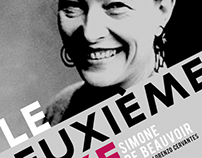 Cover Simone de Beauvoir