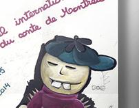 Affiche / Poster:  Festival International du Conte