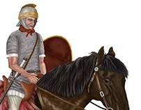 The Romans (Military Illustration)