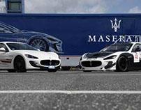B&W Maserati Torfeo
