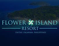 Flower Island Logo