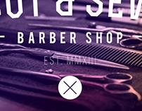 Cut & Sew - Barbershop