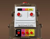 Mego 2XL Robot