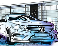 SERVICE MERCEDES-BENZ / VOYAGER GROUP