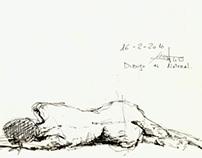 Nude drawings