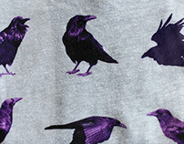 The Raven Under Armour Tee