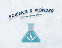 LOGO DESIGN AND BRANDING: Science & Wonder
