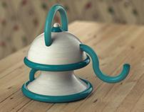 RIB Wrangling (Teapot)