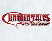 LOGO DESIGN: Untold Tales of the Comic Industry film