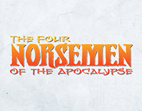 LOGO DESIGN: Four Norsemen of the Apocalypse
