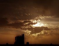 essay on local daylight sky