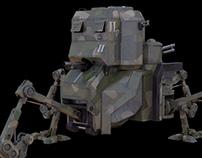 """""""Doberdo"""" Tankbot"""