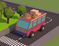 La Camioneta