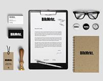 BlkMrkt. (Branding & Identitiy)
