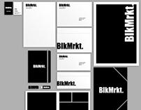 BlkMrkt. (Branding & Identity II)