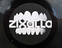 S zixalla G vinyl covers from Wannabe Records