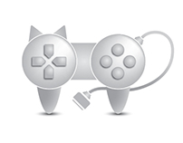 Bad Kitten Games Logo