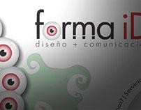 Forma iD, Website | Forma iD