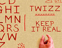 Twizzler Typeface