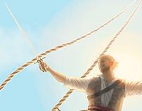 Pirate Poster: Prince of Seas