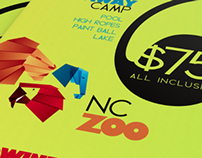 Zoo Flyer Design