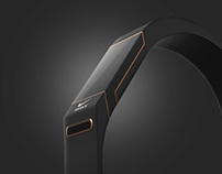 Nike x Sony Smart Band