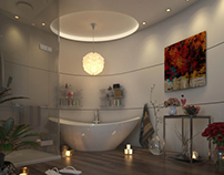 Bathroom@Qatar