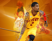 Kyrie Irving: Young, Gifted & Fast