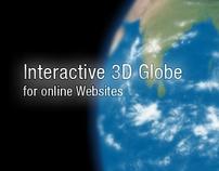 Flash 3D Globe