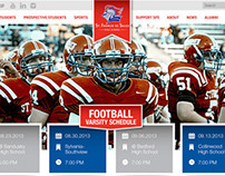 St. Francis De Sales High School Website
