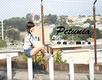 Petunia photoshoot