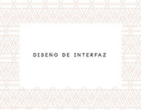 Diseño de Interfaz