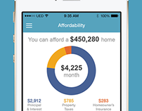 Mortgage App - iOS/Android