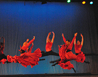 Ballet Magnificat! @Tegucigalpa (22/03/14)