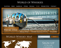 World of Whiskies